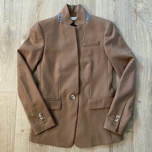J.Crew Regent blazer in wool flannel